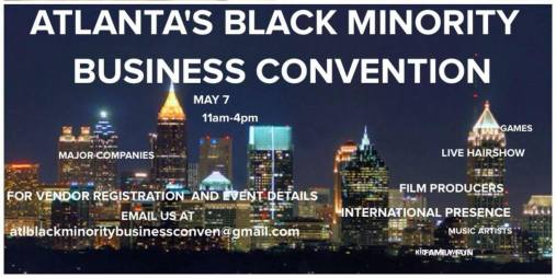 Atlanta's Black Minority Business Convention