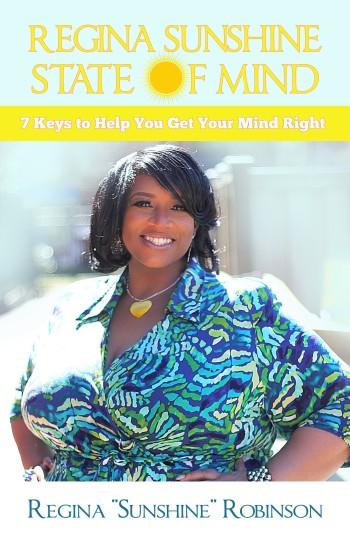 Regina Sunshine State of Mind Official Front Cover