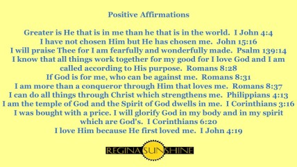 RS Affirmations Postcard Scriptures 2