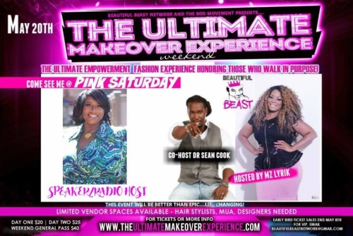 The Ultimate Makeover Experience with Regina Sunshine