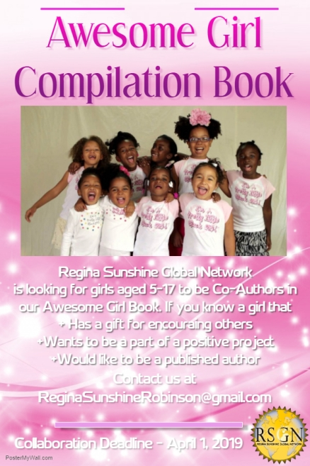 Awesome Girl Book