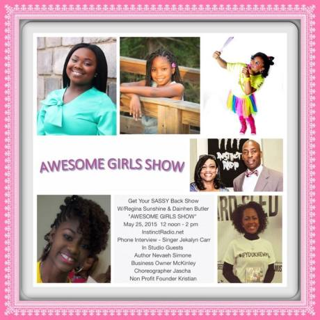 2015 Awesome Girls Flyer
