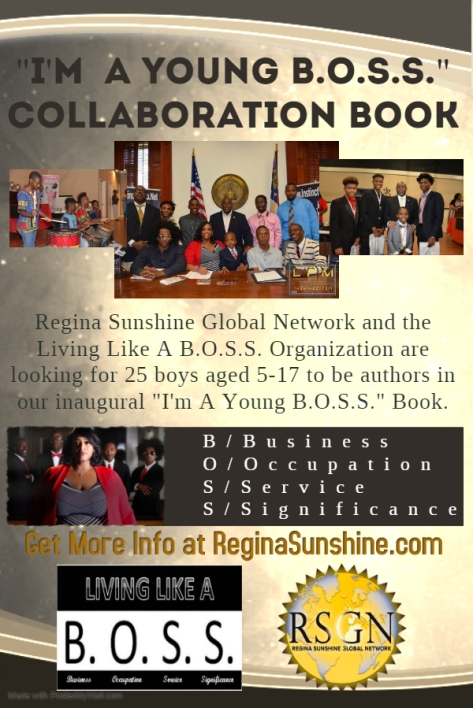 Young BOSS Book Flyer